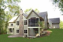 Architectural House Design - Craftsman Exterior - Other Elevation Plan #928-91