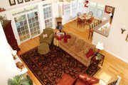 Country Style House Plan - 4 Beds 3 Baths 2163 Sq/Ft Plan #929-470 Interior - Family Room