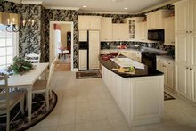 Traditional Interior - Kitchen Plan #929-329