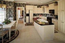 House Design - Traditional Interior - Kitchen Plan #929-329