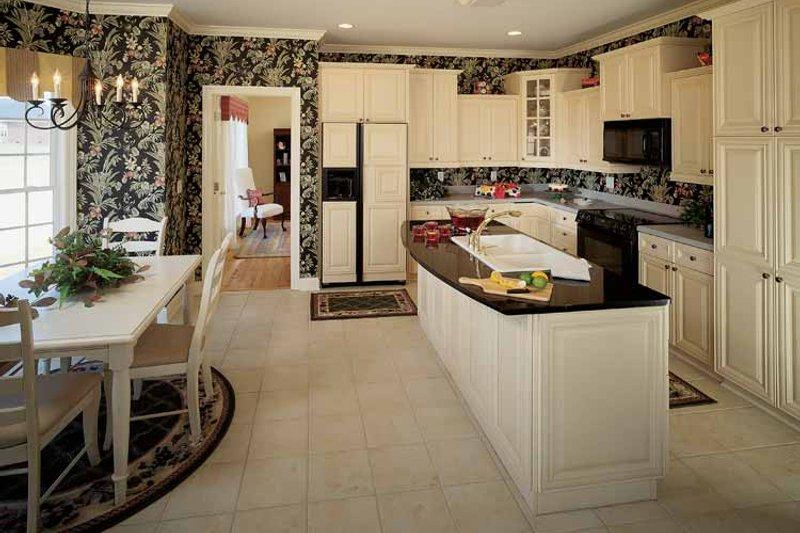 Traditional Interior - Kitchen Plan #929-329 - Houseplans.com