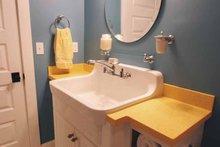 Architectural House Design - Craftsman Interior - Bathroom Plan #928-39