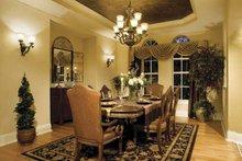 European Interior - Dining Room Plan #930-361