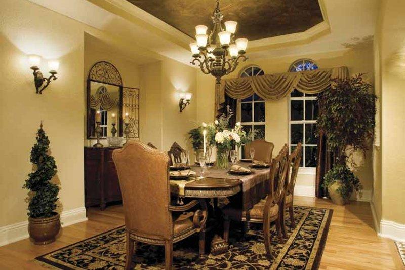 European Interior - Dining Room Plan #930-361 - Houseplans.com