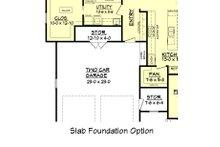 Craftsman Floor Plan - Other Floor Plan Plan #430-104