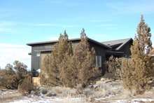 Architectural House Design - Ranch Exterior - Other Elevation Plan #895-117