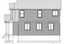 Architectural House Design - Traditional Exterior - Other Elevation Plan #1060-18