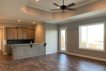 House Plan Design - Rec Room/Wet Bar