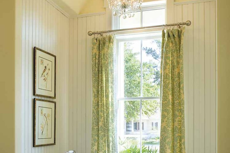Country Interior - Master Bathroom Plan #930-358 - Houseplans.com