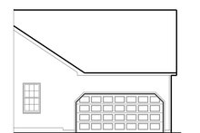 House Plan Design - Colonial Exterior - Other Elevation Plan #1053-68