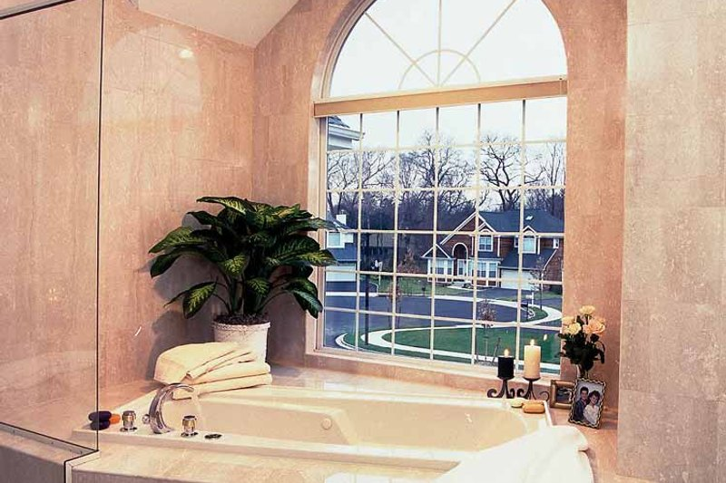 Traditional Interior - Bathroom Plan #314-191 - Houseplans.com