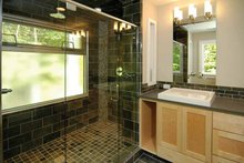 House Design - Prairie Interior - Master Bathroom Plan #928-38