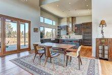 Modern Interior - Dining Room Plan #892-12