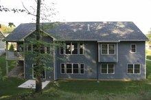 Architectural House Design - Craftsman Exterior - Rear Elevation Plan #928-121