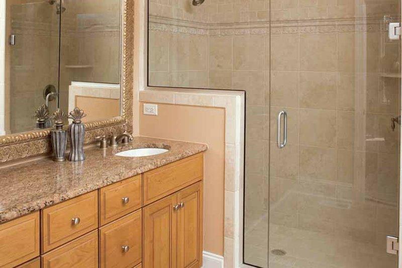 Country Interior - Bathroom Plan #929-359 - Houseplans.com