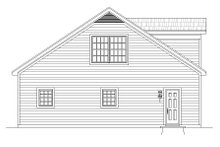 Dream House Plan - Country Exterior - Other Elevation Plan #932-244