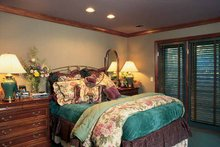 Contemporary Interior - Bedroom Plan #72-636