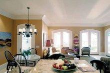 Architectural House Design - Mediterranean Interior - Kitchen Plan #930-283