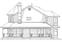 Victorian Exterior - Other Elevation Plan #47-852