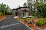 Contemporary Style House Plan - 3 Beds 2.5 Baths 2102 Sq/Ft Plan #1070-14 Photo