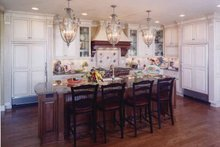 House Plan Design - Country Interior - Kitchen Plan #46-747