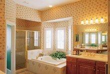 Victorian Interior - Bathroom Plan #417-545