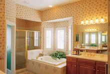 Dream House Plan - Victorian Interior - Bathroom Plan #417-545