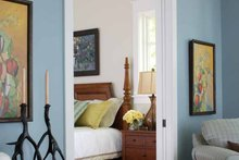 Craftsman Interior - Master Bedroom Plan #928-64