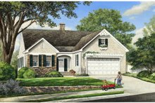 Traditional Exterior - Front Elevation Plan #137-250