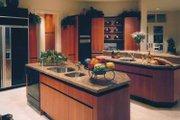 Mediterranean Style House Plan - 3 Beds 3.5 Baths 6457 Sq/Ft Plan #930-109 Interior - Kitchen