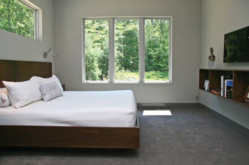 Contemporary Interior - Bedroom Plan #928-255 - Houseplans.com