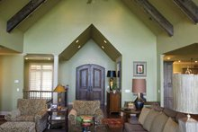 Traditional Interior - Entry Plan #17-3302