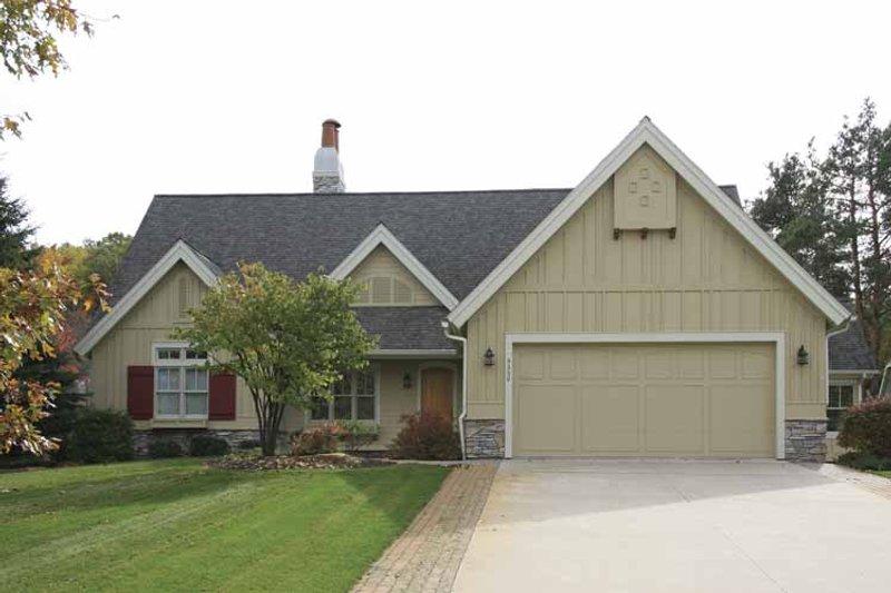 House Plan Design - European Exterior - Front Elevation Plan #928-156