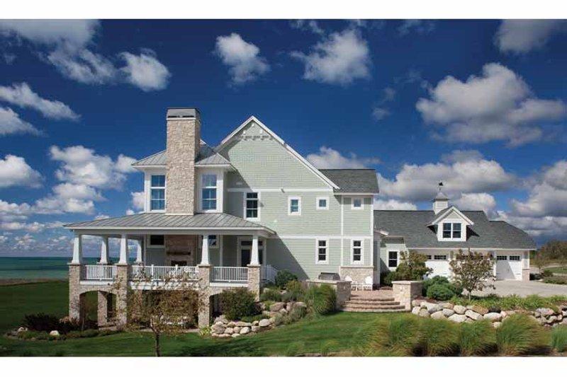 Craftsman Exterior - Other Elevation Plan #928-229 - Houseplans.com