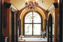 European Interior - Bathroom Plan #119-393