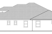 Mediterranean Exterior - Other Elevation Plan #930-457