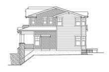 Dream House Plan - Craftsman Exterior - Other Elevation Plan #132-465