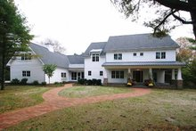 Dream House Plan - Colonial Exterior - Front Elevation Plan #928-97