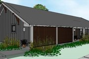 Ranch Style House Plan - 3 Beds 2 Baths 1872 Sq/Ft Plan #449-16 Photo