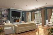 Craftsman Style House Plan - 3 Beds 2 Baths 1968 Sq/Ft Plan #45-598