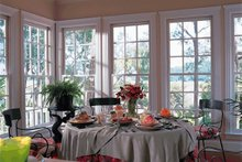 Architectural House Design - Nook - 3100 square foot Southern home
