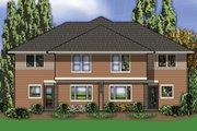 Modern Style House Plan - 3 Beds 2.5 Baths 2861 Sq/Ft Plan #48-261
