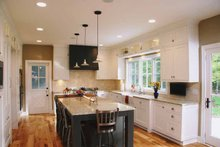 Dream House Plan - Colonial Interior - Kitchen Plan #928-97