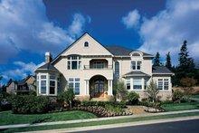 Home Plan - Craftsman Exterior - Front Elevation Plan #48-807