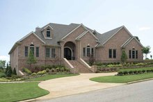 Traditional Exterior - Front Elevation Plan #17-2775