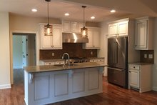 Dream House Plan - Ranch Interior - Kitchen Plan #437-79