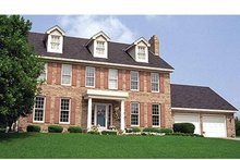 House Design - Classical Exterior - Front Elevation Plan #51-873