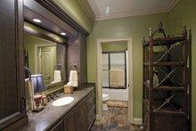 House Plan Design - Traditional Interior - Bathroom Plan #17-3302