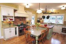 Craftsman Interior - Kitchen Plan #928-39
