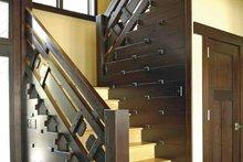 House Plan Design - Craftsman Interior - Entry Plan #928-15